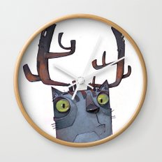 What?! Wall Clock