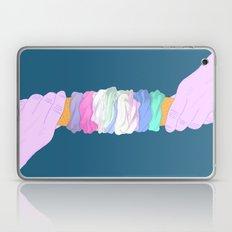 DOUBLE TWIST Laptop & iPad Skin