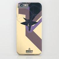 STEALTH:YF-23 Blackwidow II iPhone 6 Slim Case