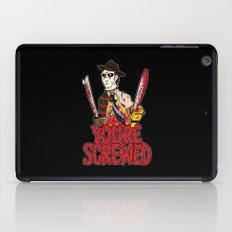 Slasher Mash (SFW) iPad Case