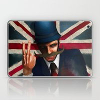 The Bollocks Laptop & iPad Skin