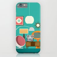 iPhone & iPod Case featuring Junkshop Window by Hand Drawn Creative