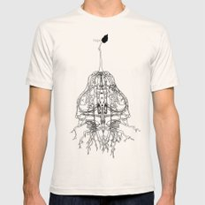 Hope Mens Fitted Tee Natural SMALL