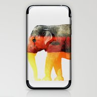 Great Savannah iPhone & iPod Skin