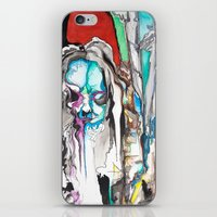 Lost in Moments iPhone & iPod Skin