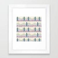 Vernazza Days Framed Art Print