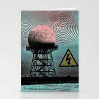 The future is now! Stationery Cards