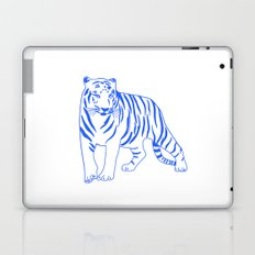 Blue Tiger Laptop & iPad Skin