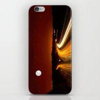 Fast iPhone & iPod Skin