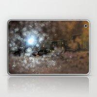 Abstract Winter Windshield Laptop & iPad Skin