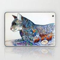 Oriental Cat Laptop & iPad Skin