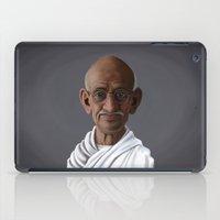 Celebrity Sunday ~ Mahat… iPad Case