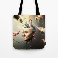 Mental Age Tote Bag