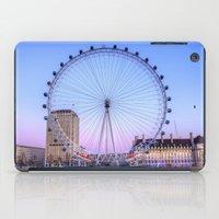 The London Eye, London iPad Case