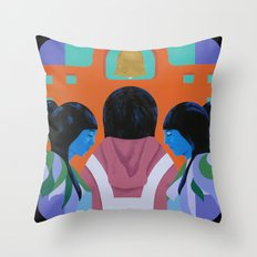 A Mission Throw Pillow