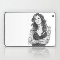 Kat Von D Laptop & iPad Skin