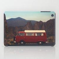 Doris At Smith Rock iPad Case