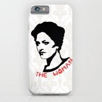 Irene Adler iPhone 6 Slim Case