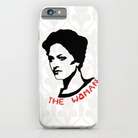 Irene Adler iPhone 6 Slim Case