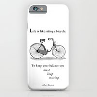 You Must Keep Moving iPhone 6 Slim Case