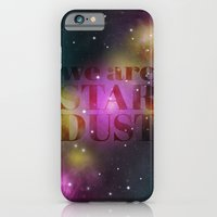iPhone & iPod Case featuring We are Stardust by Krystal Nicole