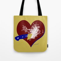 Freeing Butterflies Tote Bag