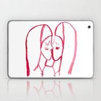 Kissing Nuns Laptop & iPad Skin
