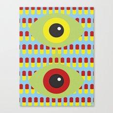 PRESCRIBED Canvas Print
