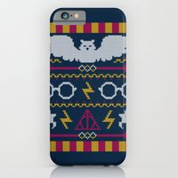 iPhone & iPod Case featuring The Sweater That Lived by Mandrie