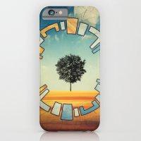 iPhone Cases featuring strange elements by Dirk Wuestenhagen Imagery