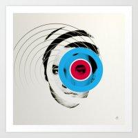 Der Kreis der Erinnerung · 5 Art Print