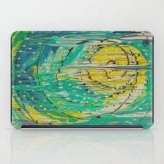 Free abstract iPad Case