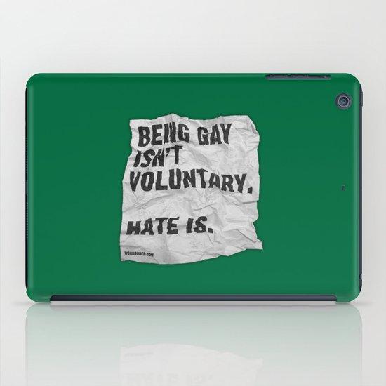 Voluntary iPad Case
