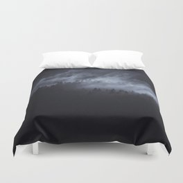Duvet Cover - Light Shining Darkly - Tordis Kayma