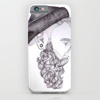 beard's dream  iPhone 6 Slim Case