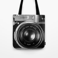 Camera Cover Tote Bag