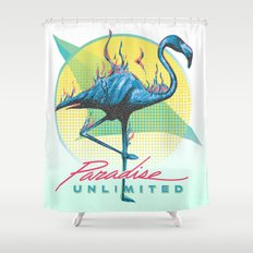 Paradise Unlimited Shower Curtain