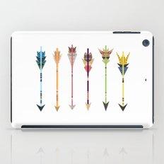 Arrow Collage iPad Case