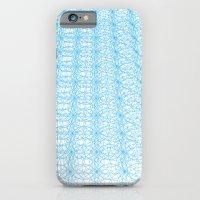 iPhone & iPod Case featuring Circle Tromp L'Oeil by Melinda Zoephel