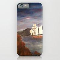 Sailing At Dusk iPhone 6 Slim Case
