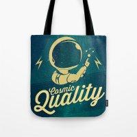Cosmic Quality Tote Bag