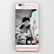 E.T. Collage iPhone & iPod Skin