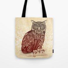 Most Ornate Owl Tote Bag