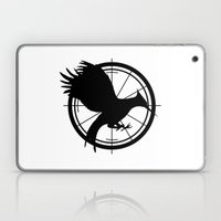 Catching Fire MockingJay  Laptop & iPad Skin