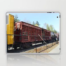 The Line Up Laptop & iPad Skin