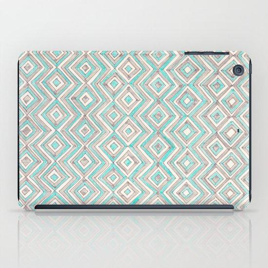 zig--zag iPad Case
