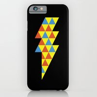 iPhone & iPod Case featuring Flash by Mads