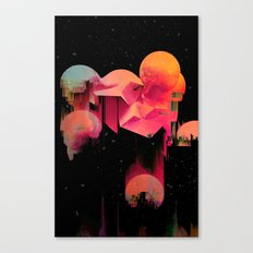 Beat Drop Canvas Print
