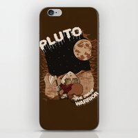 Pluto The Dwarf Planet iPhone & iPod Skin