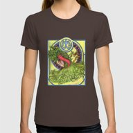 T-shirt featuring Art Nouveau. Spices And … by Mari Anrua